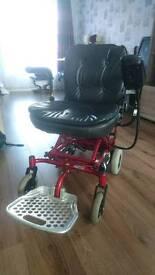 Electric Mobility Ultralite Powerchair Wheelchair