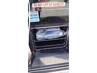 Brand new Belling fuel double cooker
