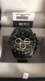 Hugo boss ceramic watch