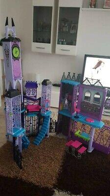 nsterschule Mattel gebrauchtpuppen haus Mädchen  (Mädchen Monster High Puppen)