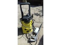 Karcher K3.55 Pressure Washer for spares or repair.