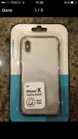 I-phone x cases multiple designs avaiable