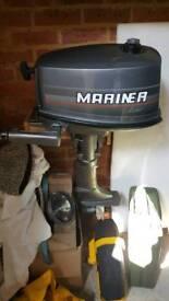 4hp mariner outbord