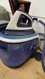 Philips 8500 series GC8520 1.6 L Pressurised steam generator - steam ironing
