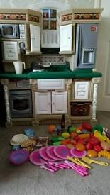Step 2 deluxe kitchen