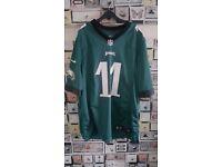 NFL official philadelphia eagles jersey 2016