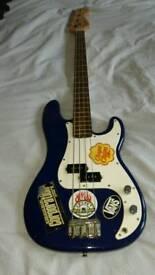 Squier Fender P-Bass, Affinity Series Bass Guitar