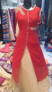 Indian Ladies Outfits Salwar Kameez Palazo suit Saris