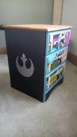 Star Wars Bedside Cabinet