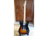 Fender Telecaster Classic 72 , Creamery Handwound Pickups