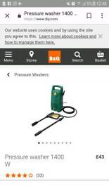 Pressure washer free or swap