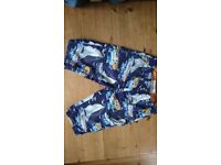 Top quality Johnie b sailing shorts waist 26