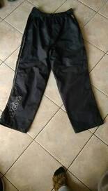 Weise motorcycle bike trousers leggings waterproof rain