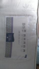 King Size mattress, Rest Assured Brand