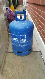 15kg calor gas bottle and BBQ - BARGAIN!