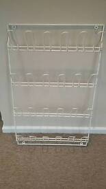 Wall mounted Shoe rack. Holds 12 pairs of shoes