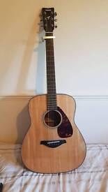 Yamaha Acoustic Guitar FG700S