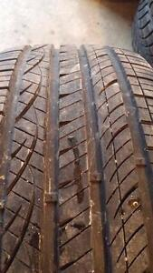 245/55R19 Hankook Venture 11/32 like new
