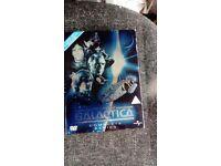 For sale complete battlestar galactica dvd