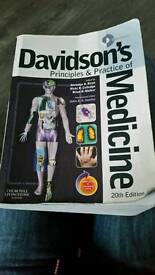 Davidsons principles and practice of medicine 20th edition