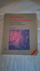 Essential Endocrinology. 3rd Edition. Brook and Marshall