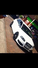 Audi s3 White Full Audi History