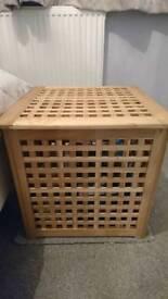 Storage cube/side table/coffee tabke