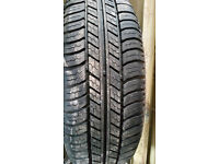 michelin weel with tyre 185/65 r14