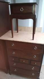 A stag minstrel 7 drawer