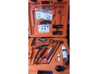 Paslode IM350+ First Fix Li-ion Gas Framing Nailer used