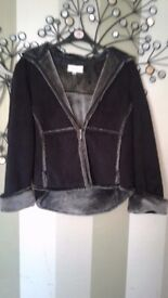 Gorgeous next jacket size 16 only worn a couple of times