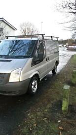 Ford transit T300 100bhp LX low miles full service history