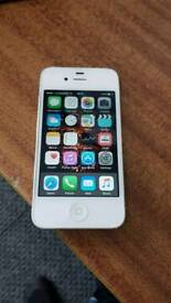 Apple iPhone 4S 8GB unlocked!