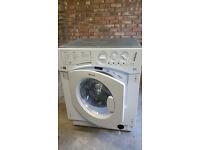 HOTPOINT BHWD129/1 Washer Dryer White