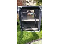 Folding Camping Shelves in carry bag (have 2)