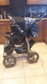 Baby Sportive Pushchair