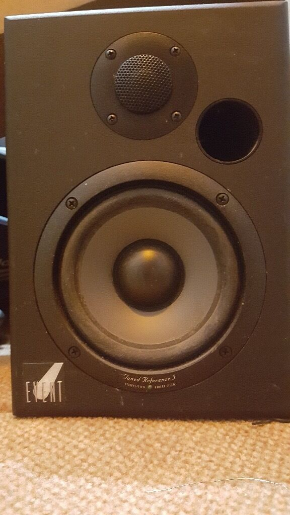 Event TR5 Monitors for sale (pair)