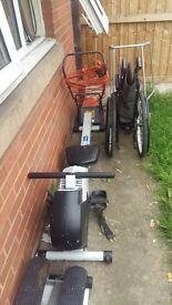 Rowing machine for sale 35 pounds