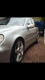 Mercedes c270 AMG