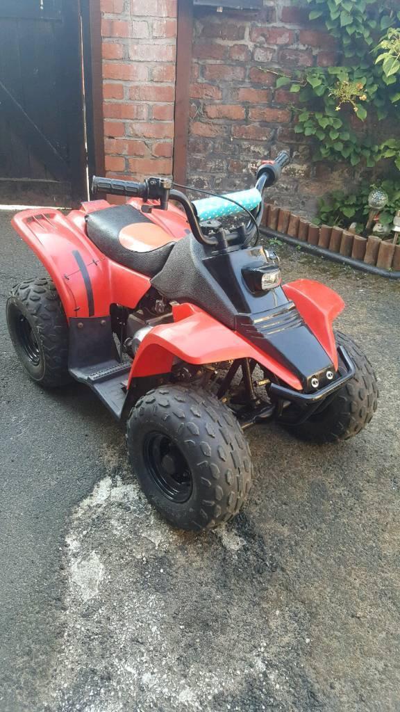 Kazuma 50cc Quad In Liverpool Merseyside Gumtree