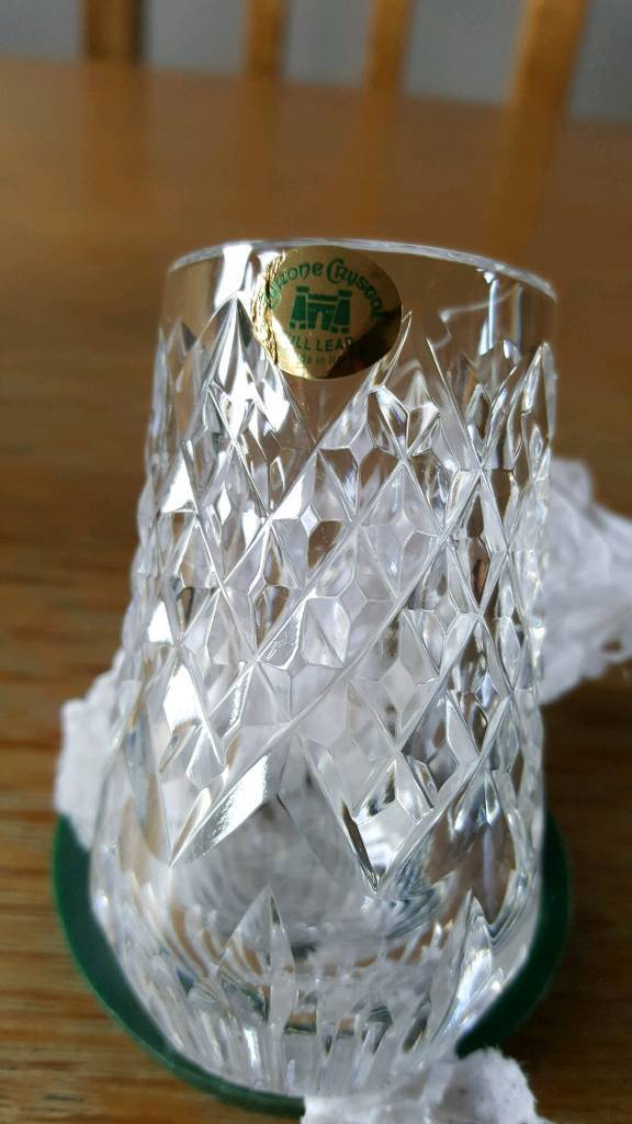 Tyrone Crystal Vase In Ballyclare County Antrim Gumtree