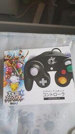 smash bros melee gamecube controller