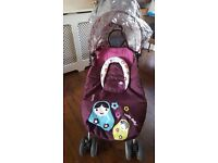 Cosatto Hello Dolly Stroller pushchair