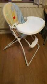 Winnie the pooh Highchair for sale
