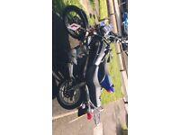 Yamaha ybr 125 custom not Kawasaki Honda learner road legal