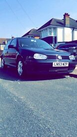 Volkswagen Golf 1.4 with a Very Low Mileage!!!