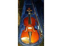 1/4 size violin for sale.