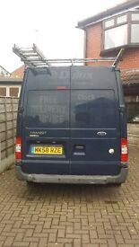 good reliable van. well looked after for business use