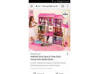 Once upon a time dolls house
