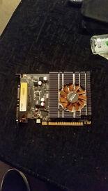 Zotac GT640 2gb ddr3 graphics card